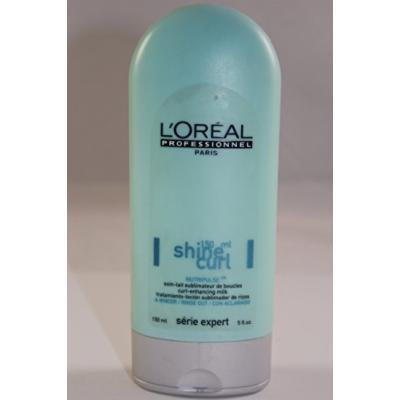 Shine Curl Milk By L'oreal, 5 Ounce