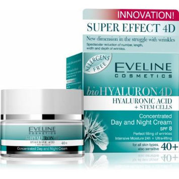 bioHyaluron Concentrated Face Day and Night Cream 40+ for All Skin Types, Also Sensitive 50 ml