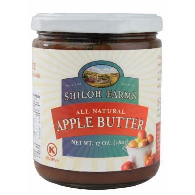 Shiloh Farms: Apple Butter 17 Oz (12 Pack)