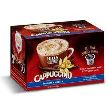 Hills Bros French Vanilla Cappuccino Keurig K-Cups, 12 Count