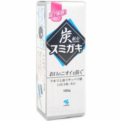 Kobayashi Japan Charcoal Powder Power Toothpaste Tooth Care 100g
