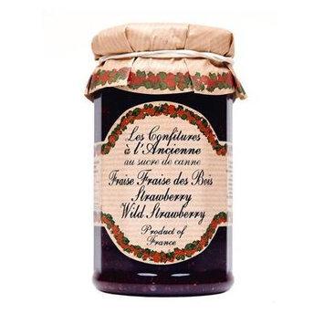 Les Confitures a l'Ancienne Wild Strawberry Jam (9 ounce)