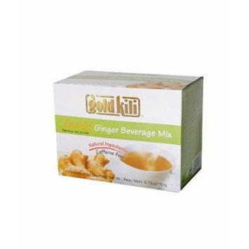 Gold Kili All Natural Instant Ginger Beverage Mix, 6.72-Ounce (Pack of 12)