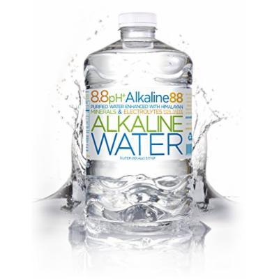 Alkaline Water 3 Liter (4 Pack)