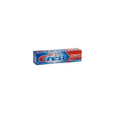 Crest Crest Toothpaste For Kids, 4.6 oz (Pack of 2)