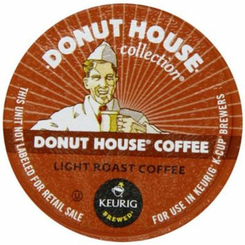Donut House Coffee Collection, K-Cup Portion Pack for Keurig K-Cup Brewers - 160 Count