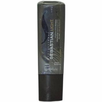 Sebastian Light Weightless Shine Shampoo, 8.4-ounce