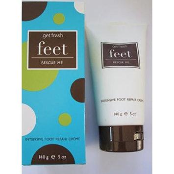 Get Fresh Feet Rescue Me Intensive Foot Repair Crème, 5 oz