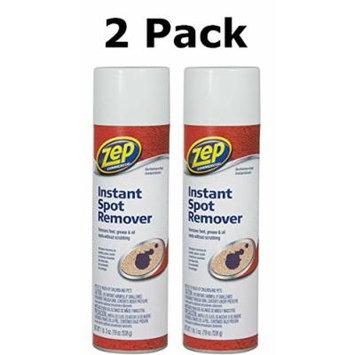 Carpet Cleaner Commercial Instant Spot Remover, 19 Oz (2 Pack)