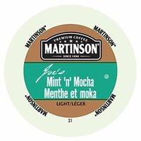 Martinson Joe's Coffee, Mint N Mocha, 24 Single Serve RealCups
