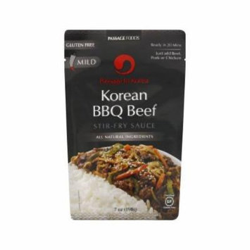 Passage Foods Sauce Strfry Korea Bbq Be