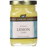 Sticky Fingers Lemon Curd 8.2oz