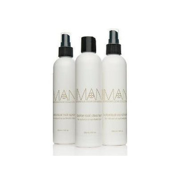 Iman Gorgeous Locks Collection 3-piece Wig Care Kit with Cosmetic Bag [Misc.]