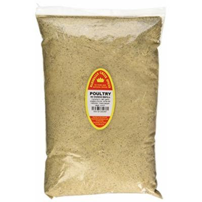 Marshalls Creek Spices Family Size Refill Poultry Seasoning,60 Ounce