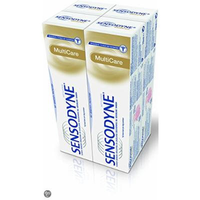 Sensodyne Multi Care Toothpaste 75 ml (4-Pack)