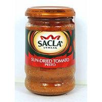 Sacla -Sun-Dried Tomato Pesto - 190g (Pack of 6)