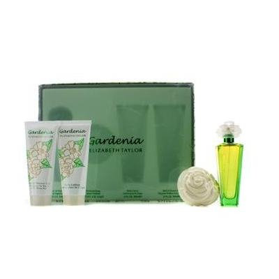 GARDENIA BY ELIZABETH TAYLOR SET FOR WOMEN