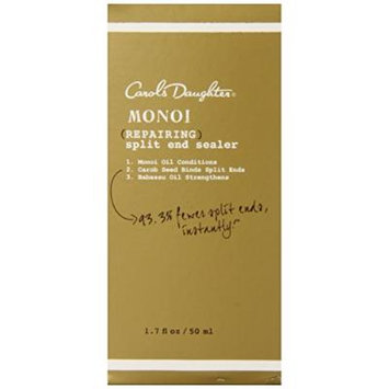 Carol's Daughter Monoi Repairing Split End Sealer for Unisex, 1.7 Ounce