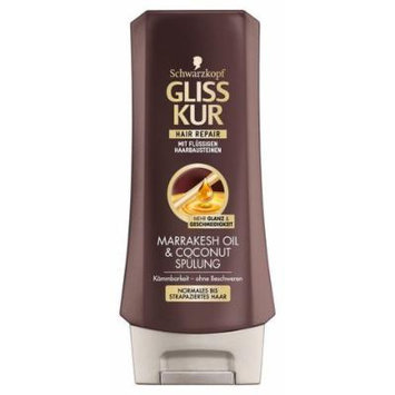 Gliss Kur Marakesh Oil & Coconut Conditioner 200 ml - Pack of 1-