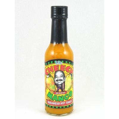 The Cheech Mojo Mango Hot Sauce (Pack of 3)