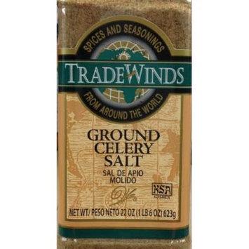 22oz Trade Winds Ground Celery Salt (Pack of 1)