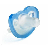 5 Pack NEW Gumdrop Pacifier by Hawaii Medical - Newborn/Full-Term Soothie NIP - Blue_Natural