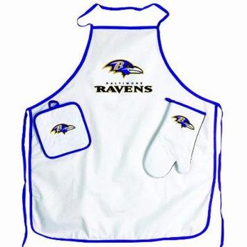 NFL Baltimore Ravens BBQ Set