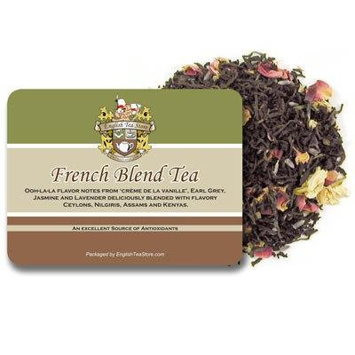 French Blend Tea - Loose Leaf - 16oz