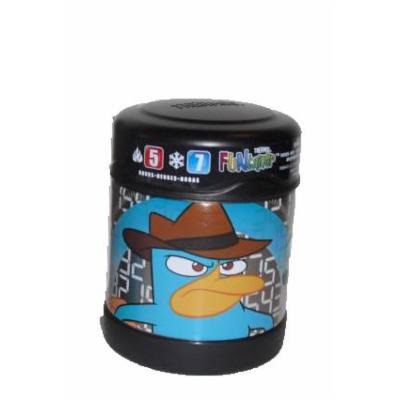Secret Agent P thermos food jar