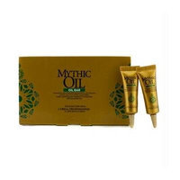 L'Oreal Mythic Oil OIL BAR Scalp Clarifying Pre-Shampoo Concentrate With Essential Oils (15 x 0.4 oz.)