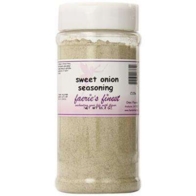 Faeries Finest Sweet Onion French Fry Seasoning, 11.20 Ounce