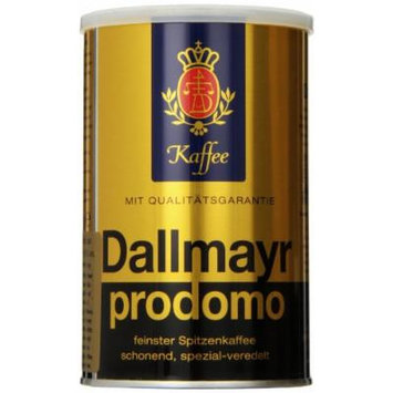 Dallmayr Prodomo Ground Coffee Tin, 8.8 Ounce