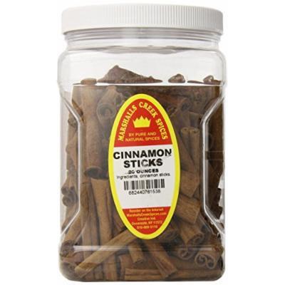 Marshalls Creek Spices Family Size Cinnamon Sticks, 20 Ounce