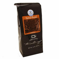 Coffee Beanery Toasted Almond Flavored Coffee SWP Decaf 16 oz. (Automatic Drip)