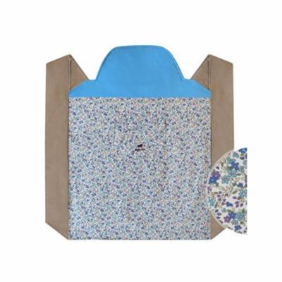 Podaegi Asian Style Baby Carrier Baby Sling (Verbena Blue)