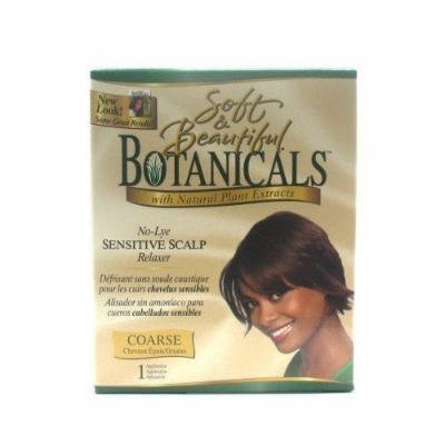 Soft Beautiful Botanicals No Lye Sensitive Scalp Hair Relaxer