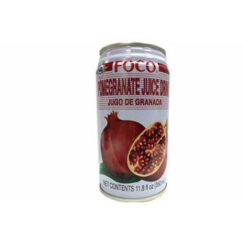 Foco Pomegranate Juice (Jugo De Granada) - 11.8 Fl Oz (Pack of 1)