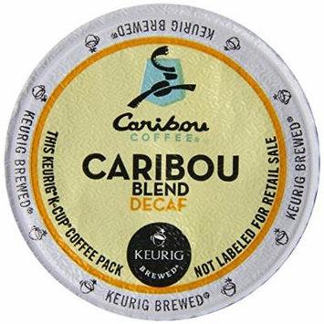 Keurig, Caribou Decaf Coffee, Caribou Blend, K-Cup packs, 48-Count