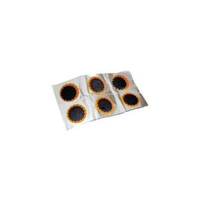 PATCH ACTION ROUND 25MM 100 Patches per Box