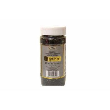 Iri Kurogoma (Roasted Black Sesame Seed) - 8.5oz (Pack of 1)