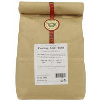 The Tao of Tea Cooling Mint Tulsi, 100% Organic Blended Tulsi, 1-Pounds