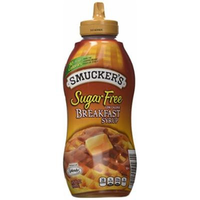 Smucker's Sugar-free Low Calorie Breakfast Syrup,14.5 FL OZ