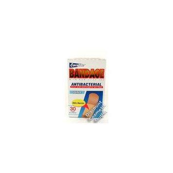 Antibacterial Bandage - 30 ct,(Coralite)