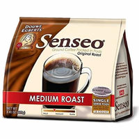 Senseo Medium Roast Coffee Pods (Case of 4 packages; 72 Pods Total)