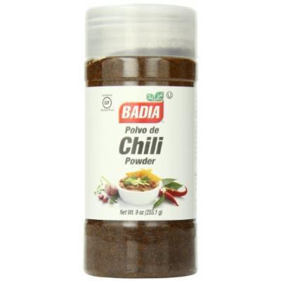 Badia Chili Powder, 9 Ounce (Pack of 12)