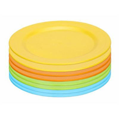 Green Eats Large Plate Multi-Pack, Set of 8