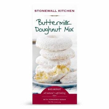 Stonewall Kitchen Doughnut Mix with Powdered Sugar, Buttermilk, 18 Ounce