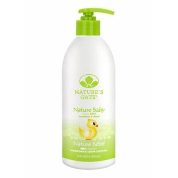 NATURES GATE - Baby Soothing Shampoo for Fine, Delicate Hair - 18 fl. oz.