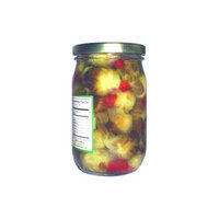 Jake & Amos Sweet Brussels Sprouts, 16 Ounce - 3 Pack
