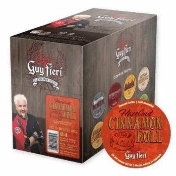 Guy Fieri Coffee for K-cup® Brewers - Hazelnut Cinnamon Roll - 48ct
